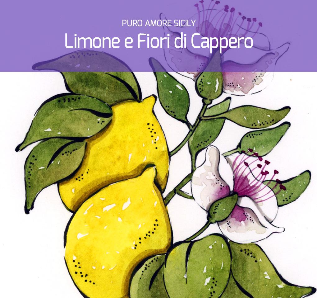 Limone e Fiori di Cappero